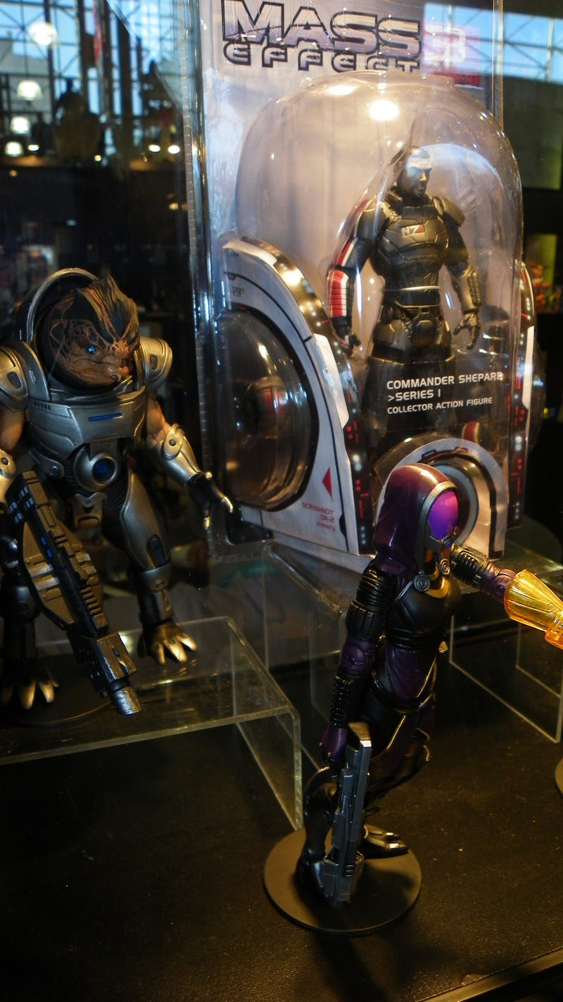 Prepare for a Bunch of Mass Effect 3 Plastic to Invade Earth Soon