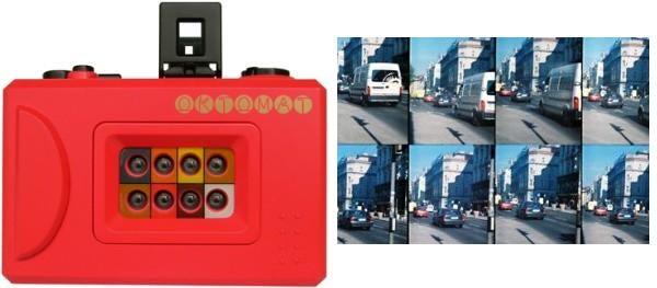 Lomo Oktomat 8-Lens Camera