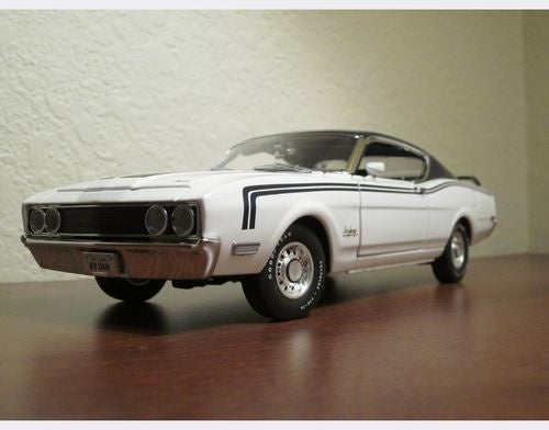 1:24 Scale Dan Gurney Special 1969 Mercury Cyclone by GMP Diecast