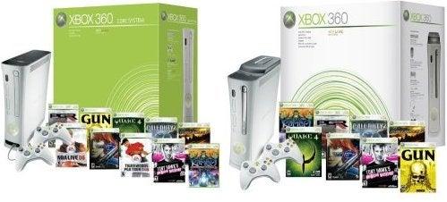 Xbox 360 Bundles on Amazon