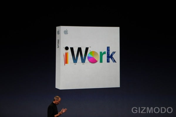 iWork 2010: Apple Brings Multitouch Cloud-based Office to iPad