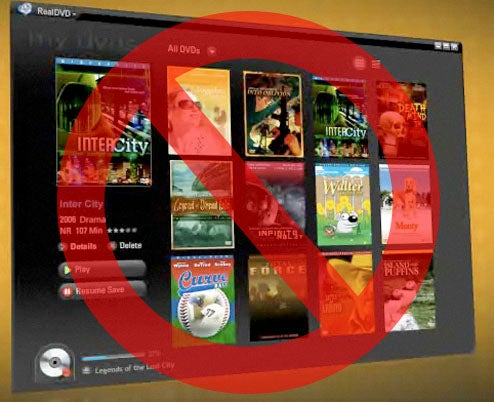 Surprise: RealNetworks Banned from Selling RealDVD Copying Software