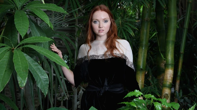 Model Lily Cole Has Created a App For Granting Wishes