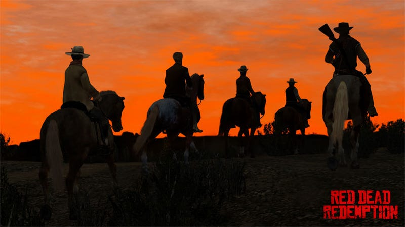 Red Dead Redemption, Mafia II To Come After The Fall