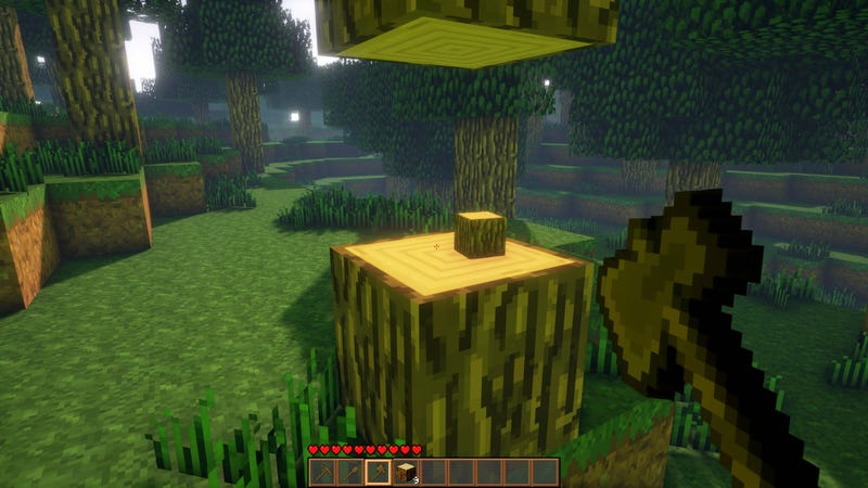 Minecraft is Gorgeous in Unreal Engine 4