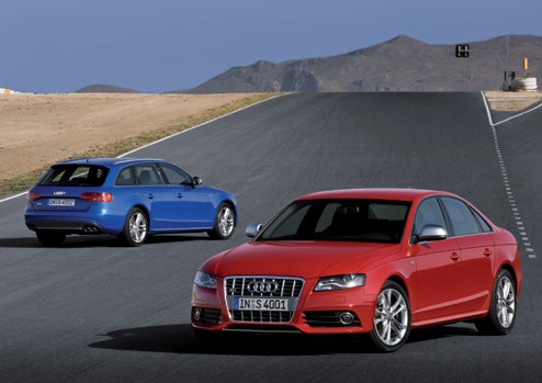 2009 Audi S4 Sedan, Avant Revealed Ahead Of Paris
