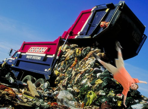 Wisconsin Teen Survives Garbage Truck Crushing In Lame-Brained Boot Camp Escape Plan