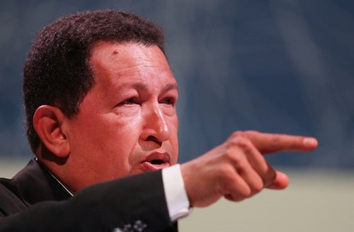 Hugo Chavez Joke Gets Airline Crew Detained In Venezuela