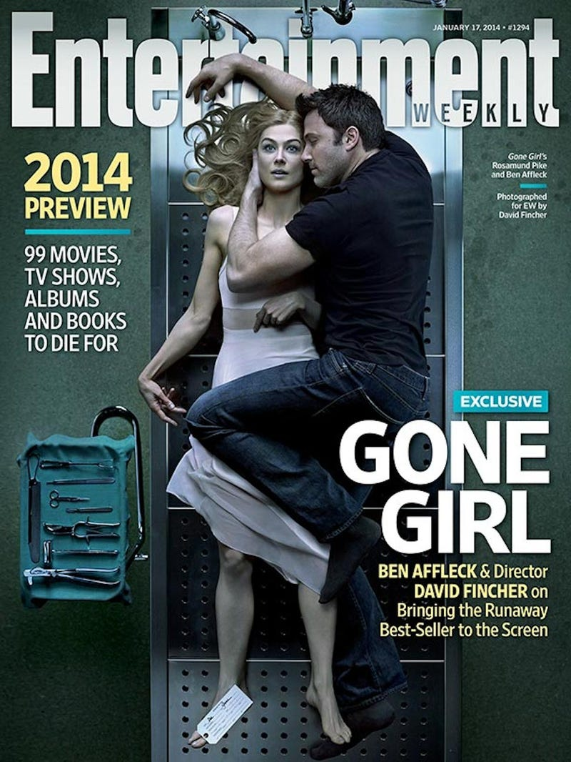 What Is UP With This Gone Girl Magazine Cover?