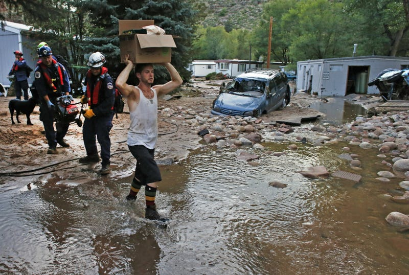 Flood Waters Rising: Situation Worsens in Colorado