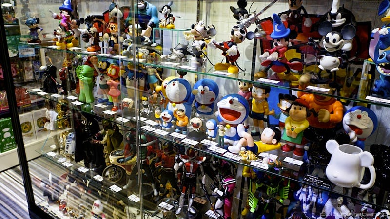 Japan Toy Store : Yep it s time to visit a tokyo toy store