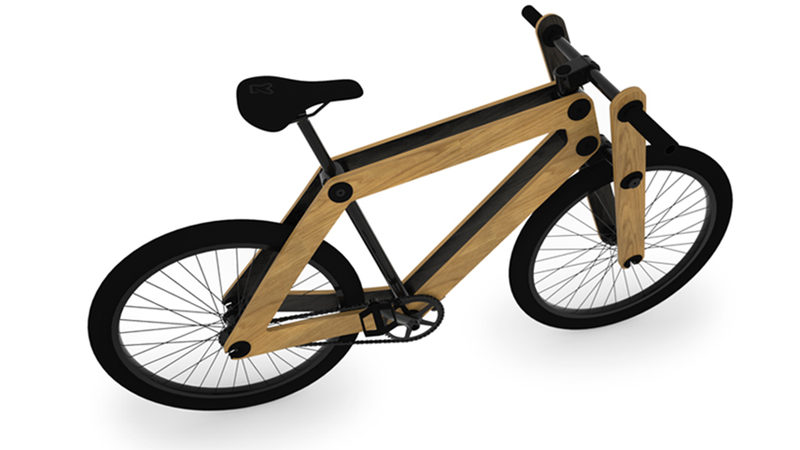 Building This Bike Is Almost As Easy as Making a Sandwich