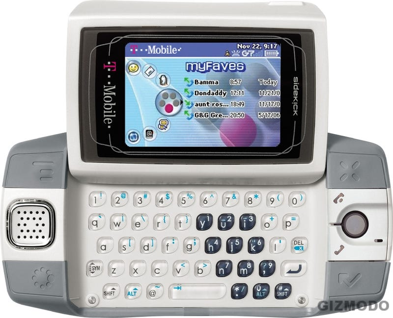 Sidekick ID Official From T-Mobile