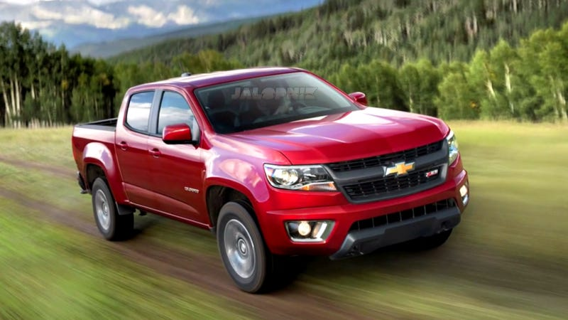 2015 Chevy Colorado: This Is It