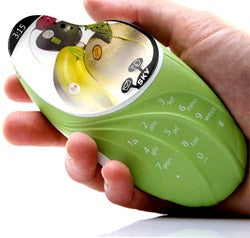 Avocado Phone Smells Your Food, Tells You to Eat More Vegetables