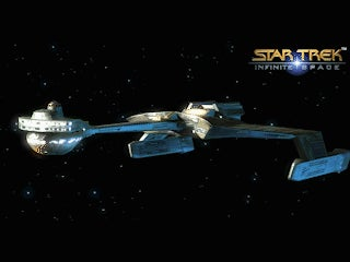 3D model of the Klingon K't'inga-class warship will get you pumped up for Sto'Vo'Kor.