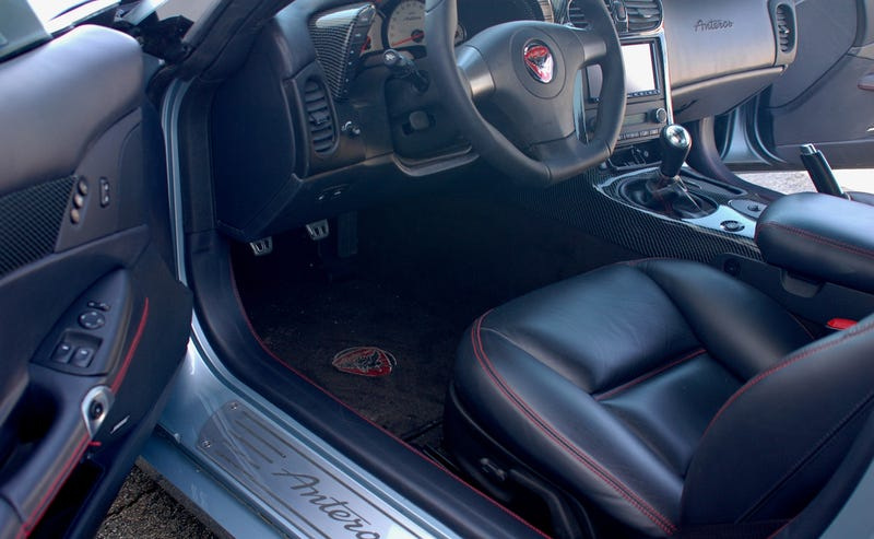 New Corvette Z06-Based Anteros Heading To LA Auto Show