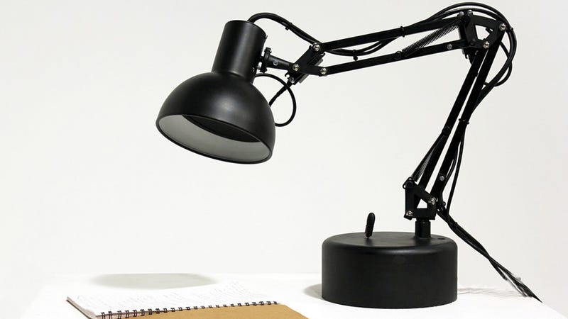Holy Crap, Someone Made a Real-Life Pixar Desk Lamp