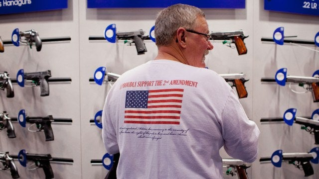 The NRA Wishes Shooters A Happy Friday [UPDATES]
