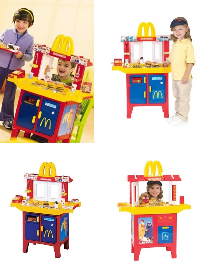 McDonald's Has Just the Toy for America's Youth
