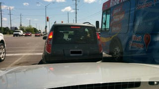 Not every day you see a Skoda in Canada