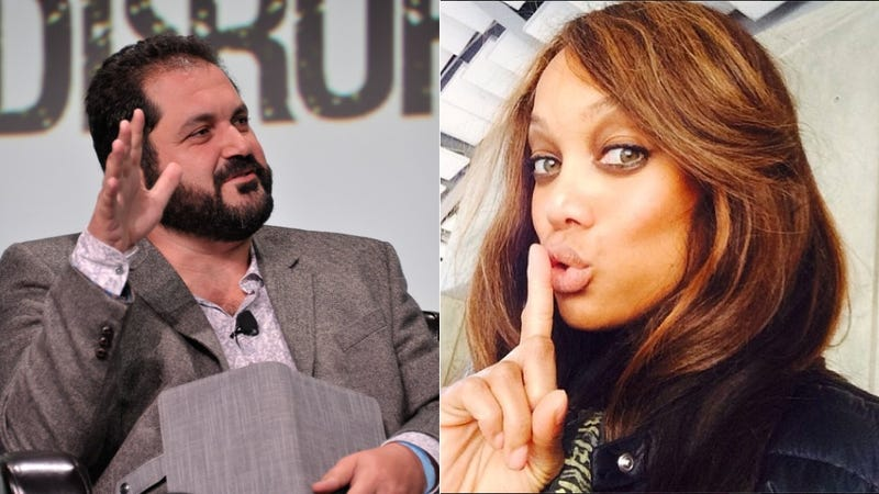 Tyra Banks Is Dating Oversharing Uber Investor Shervin Pishevar
