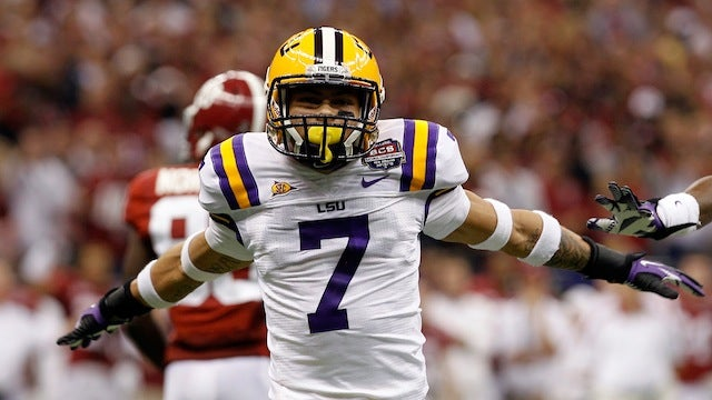 The Honey Badger Is Headed To The NFL