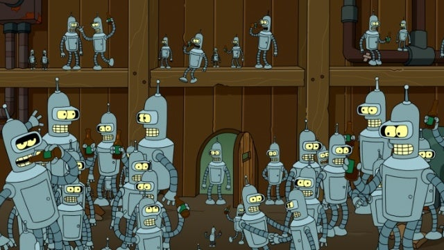 Futurama returns with a crash course in gender studies and nanotechnology