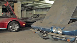 Infamous VH1 Corvettes Finally Getting Restored After Rotting In Garages