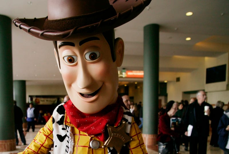 Toy Story's Woody Arrested for Sex Crimes in Times Square