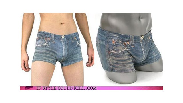 The Horrifying Underwear The Jeggings Trend Hath Wrought