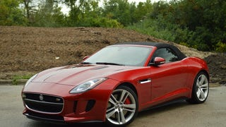 The 2014 Jaguar F-Type V8 S: This Second. In This Car.
