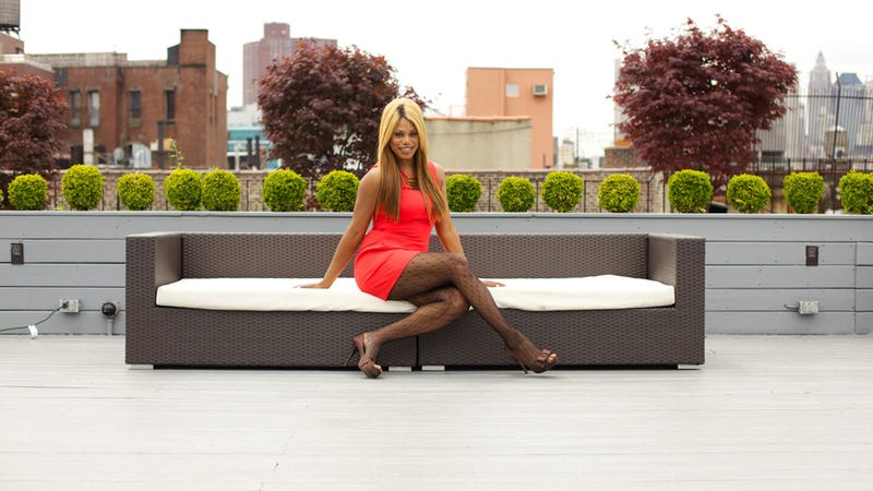 """I'm Good with Myself"": A Conversation with Laverne Cox"