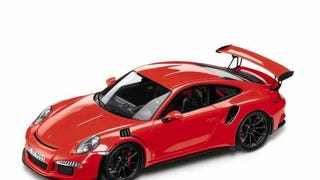 Apparently this is a leaked pick of the 991 GT3 RS