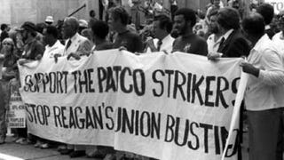The PATCO Strike: The Nexus Of Current US Labor Relations