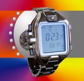 Breathalyzer Wrist Watch
