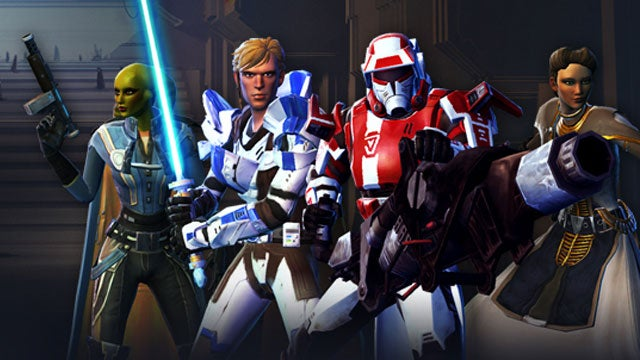 Which Class Should I Play in the Star Wars: The Old Republic Beta?