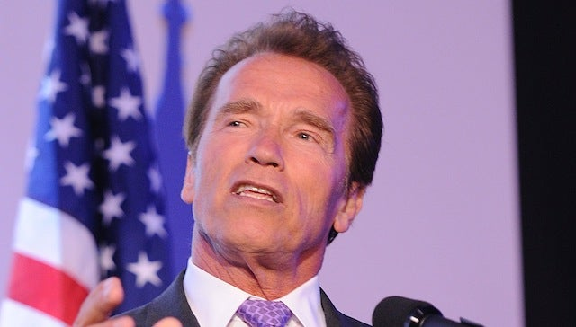 Arnold Schwarzenegger Is Ready for You to Love Him Again