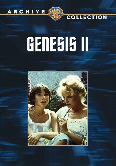 Genesis II and Planet Earth Covers