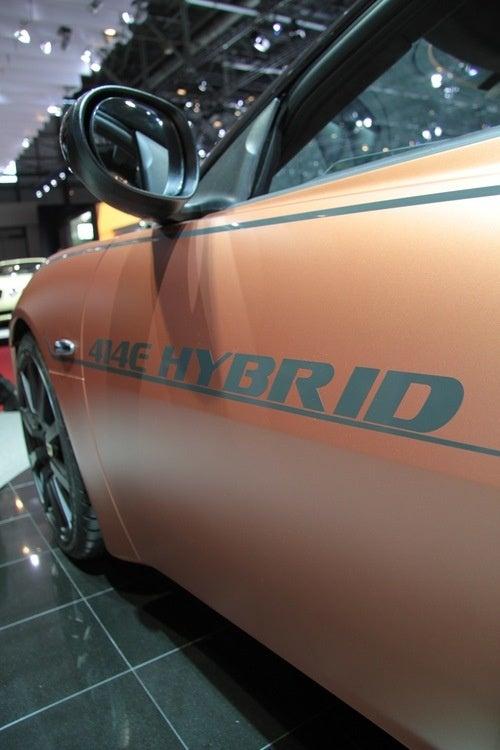 Gallery: Lotus Evora 414E Hybrid Concept