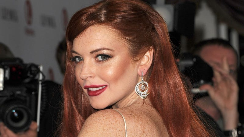 'Stripes After Jail, So Not a Good Idea!': What We Learned From NYT Magazine's De Facto Lindsay Lohan Profile