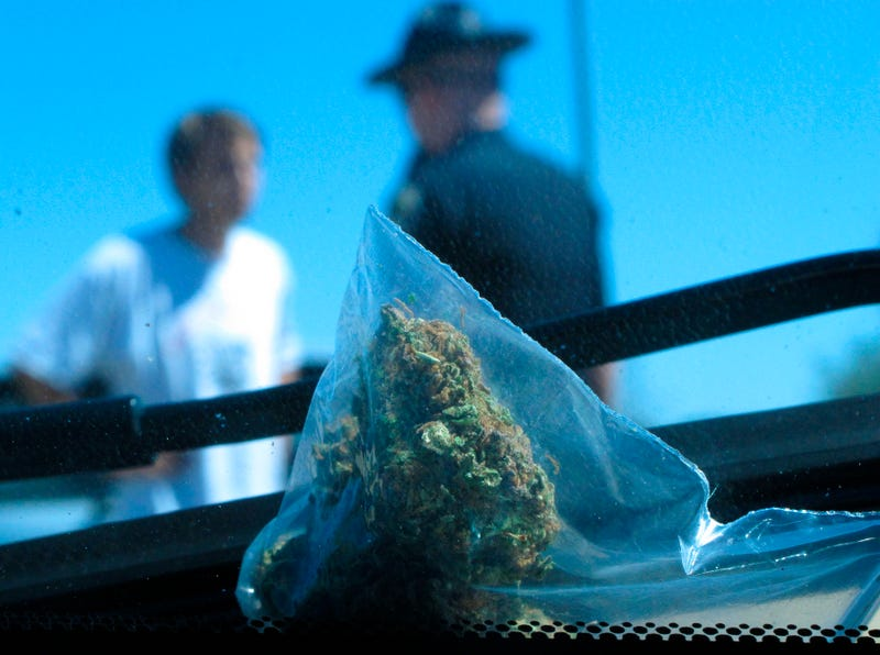 A Side Benefit of Legal Weed Is the Cops Go Broke