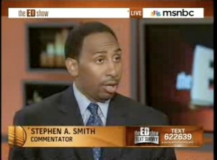 Stephen A. Smith: Pundit Voice Of Moderation?