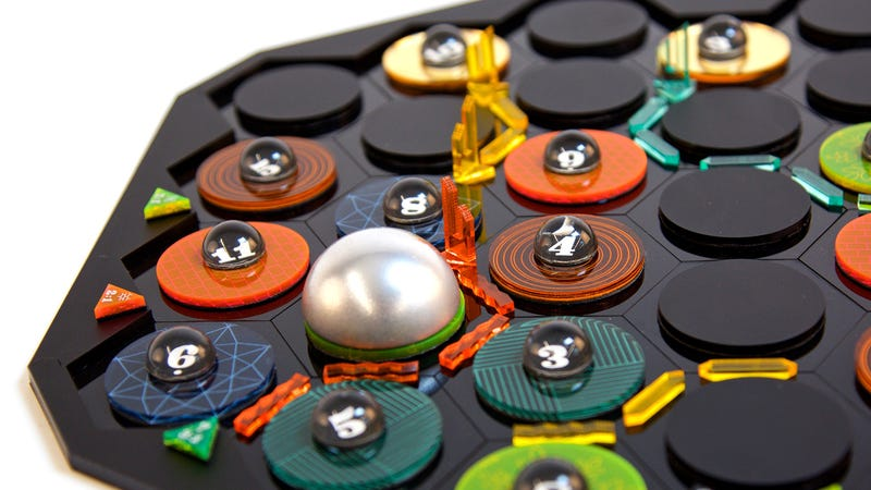Settlers of Catan Redesigned For Space Is Stunning