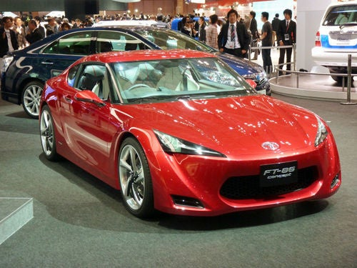 "REPORT: Toyota To Build Cheaper ""Baby FT-86"""