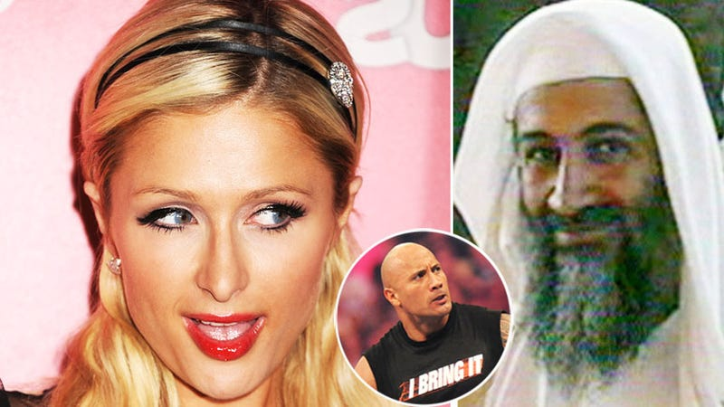 But What Does Paris Hilton Think About Osama Bin Laden's Death?