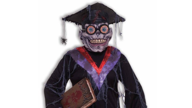 Education finally gets serious about the undead apocalypse with this Zombie Scholarship
