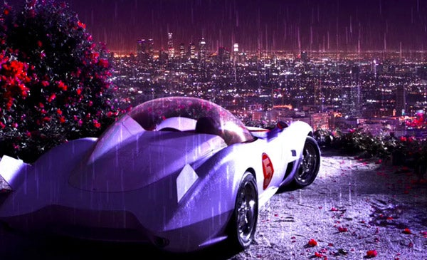 "Speed Racer Designer Explains Future City's ""Carchitecture"""