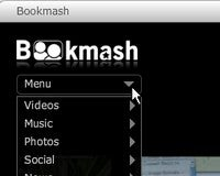 Bookmash Searches All Your Multimedia Sources