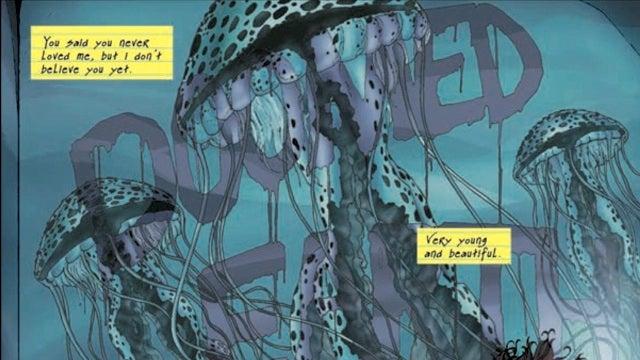 A sneak peek at IDW Publishing's latest horror comic, Let's Play God